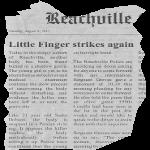 Little Finger strikes again