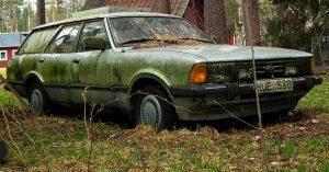 The Jazzmans Car